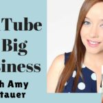 All About YouTube Business with Amy Schmittauer: BV Podcast 45