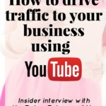 How to Drive Traffic To Your Business Using YouTube: My Eyeshadow Consultant Zabrena Interview