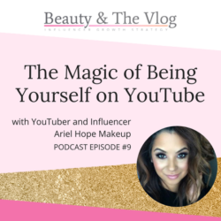 The Magic of Being Yourself on YouTube