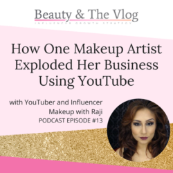 How one makeup artist exploded her business using YouTube