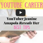From College Student to Full Time YouTuber with Jeanine Amapola: Beauty and the Vlog Podcast Episode 16