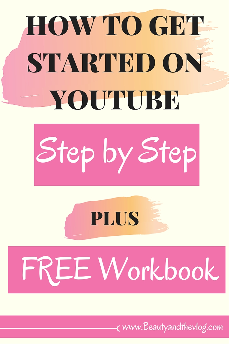 How to Get Started on YouTube The Right Way | Beauty and the Vlog Podcast