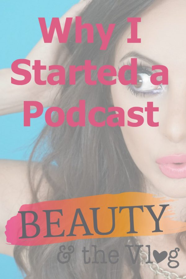 Why I started the podcast and MY story Erika Vieira: BV 47