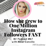 How Influencer Nicol Concilio Grew Crazy Fast on Instagram