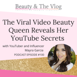 The Viral Video Beauty Queen Reveals Her YouTube Secrets